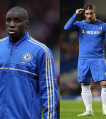 Chelsea: Demba Ba pousse Torres vers la sortie
