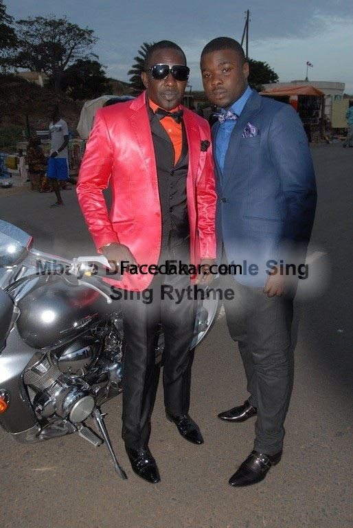 Mbaye Dièye Faye met Fallou en confiance