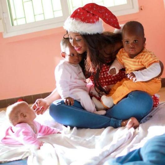 Et Penda Ly initia Miss Noël!