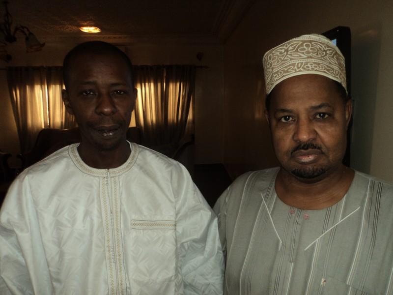 Ahmeth Khalifa Niass et Cheikh Amar, quand les bons amis font les bons comptes