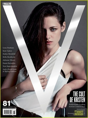 PHOTO Kristen Stewart sexy pour V Magazine