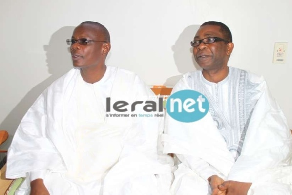 Mor Ngom et Youssou Ndour en mode ndanane