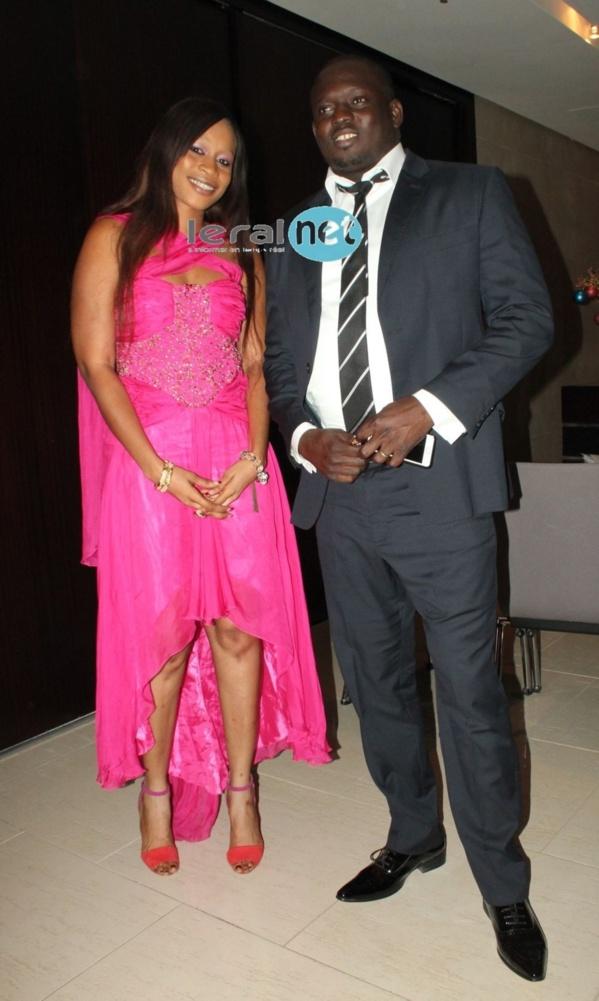 Aziz Ndiaye, le roi des promoteurs avec Aïda Samb