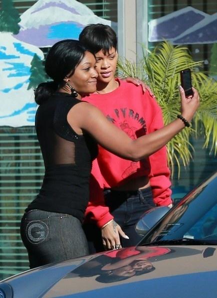 Rihanna et Chris Brown: Karrueche Tran se confie sur leur ménage à trois !