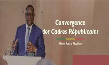 Remaniement ministériel: les cadres républicains félicitent le Président Macky Sall et remercient Amadou Ba