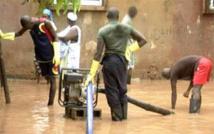 L'Etat recense 800 familles sinistrées dans les zones inondées de la banlieue de Dakar