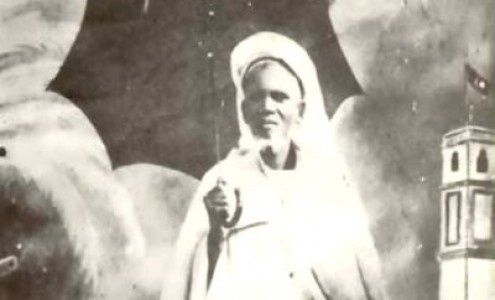 El Hadji Malick Sy, le grand maître de la Tidianya en Afrique