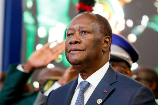 Présidentielle USA: après Macky, Ouattara félicite Biden et Harris