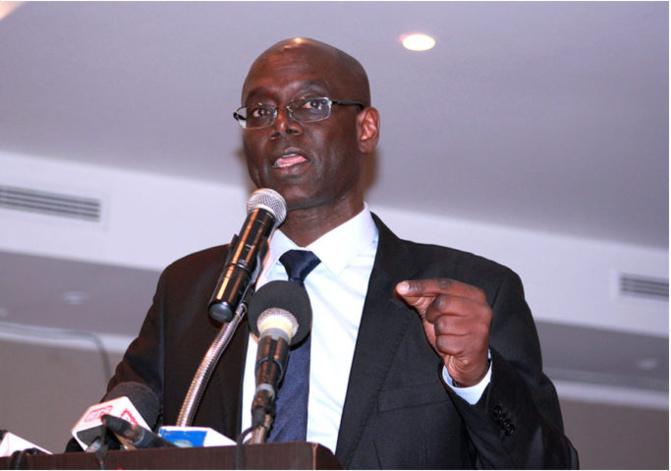 Thierno Alassane Sall, ancien Ministre: