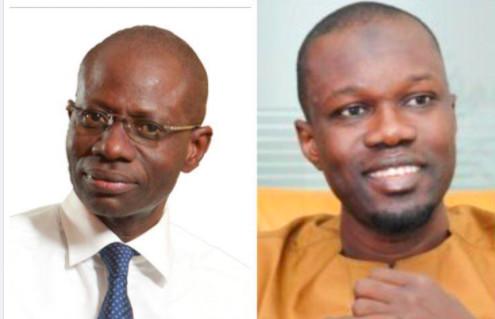 Départ de Boubacar Camara de la coalition Jotna : « il n'y pas l'ombre d'une fissure ou d'une incompréhension », clarifie Sonko