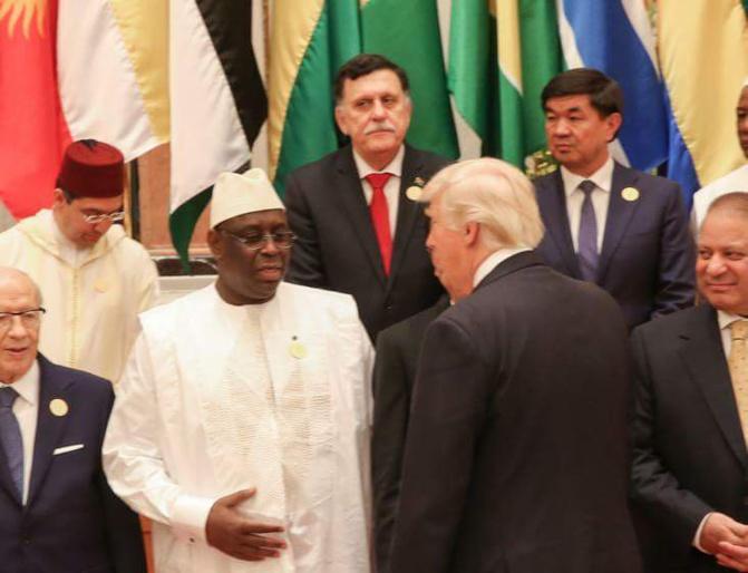 Editorial : De Trump à Macky ( Mahmoudou WANE )