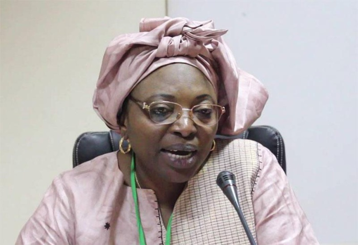 AFRAVIH 2020: la présidente Ndeye Coumba Touré Kane regrette