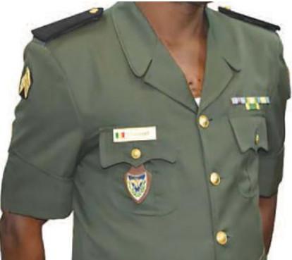 Nouvelle tenue pour l'Armée de Terre