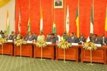 Sommet extraordinaire de la CEDEAO sur le Mali