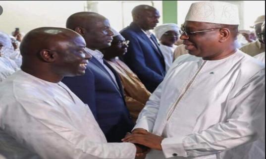 Abdoulaye Khouma, APR Kaolack : « Pour l'intérêt supérieur du pays, Idrissa Seck, mérite respect et encouragement »
