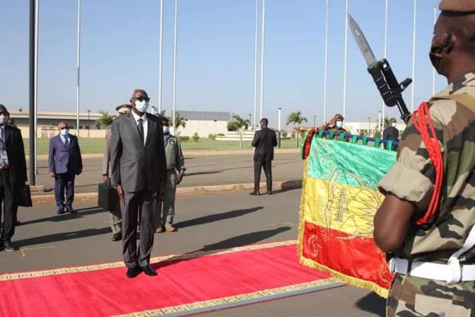 Mali: Bah N'daw, en tournée en Afrique de l'Ouest dont le Sénégal