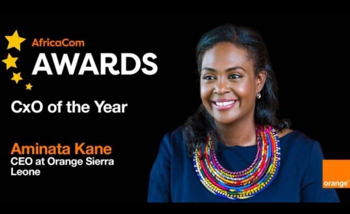 "Afrique: 8e AfricaCom 2020 AWARDS - Aminata Kane Ndiaye remporte le ""Prix du meilleur DG"""