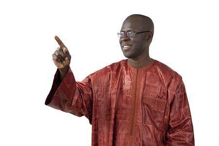 Cheikh Bamba Dièye en guerre contre les ordures à Saint-Louis