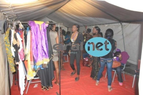 Penc Mi: Dans les coulisses du défilé de Aby Ndour