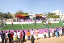 UNITED STADIUM DE LA ZONE B : contribution au sport de proximité