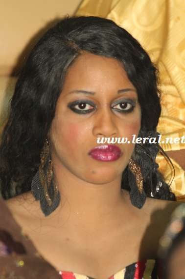 L'épouse de Khadim Thioune, fils de Cheikh Béthio