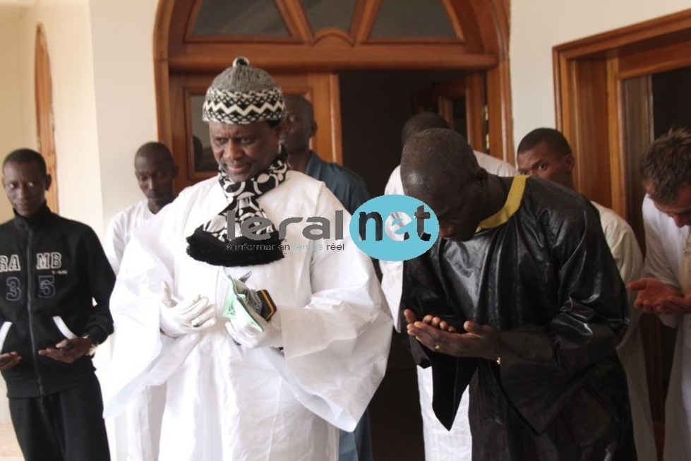 L'ordre et la discipline règnent chez Serigne Modou Kara