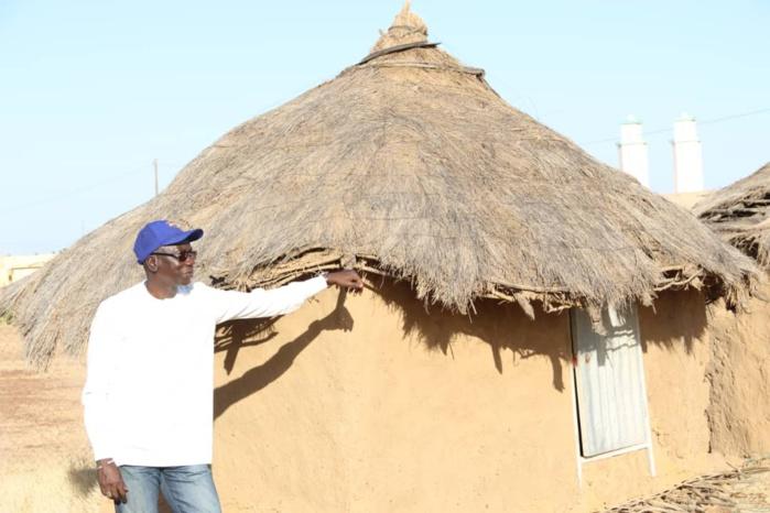 Tournée dans les régions: Le DG de l'AGETIP en visite de chantier