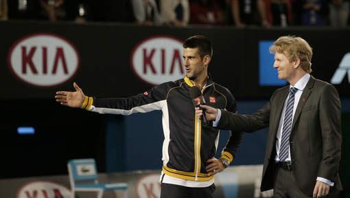 Djokovic bombardé de questions sur sa fraîcheur physique
