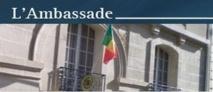 Fermeture du Consulat du Sénégal à Paris