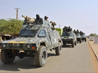 Mali : la coalition africaine se renforce et s'élargit