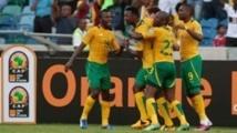 L ' Afrique du Sud se reprend face à l'Angola (2 0)