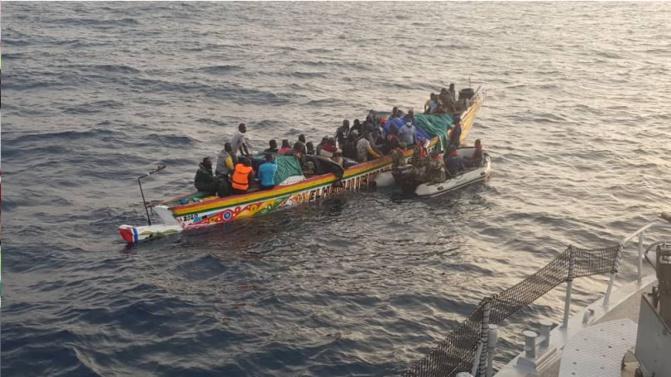 Tenerife: Deux pirogues de migrants sénégalais débarquent hier, avec des morts à bord