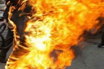 [Dernière Minute] Une femme du nom de Coura Diop s'immole par le feu…