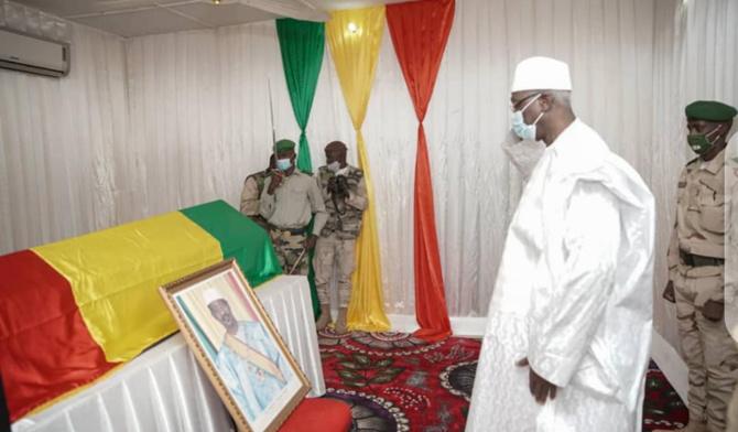 Obsèques d'ATT: Aïssata Tall Sall rappelle ce qui liait le Président Macky Sall au défunt
