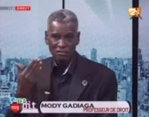 L'universitaire Mody Gadiaga, dans les mains de Macky?