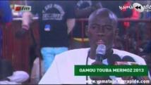 Gamou: Touba Mermoz 2013 chez cheikh Bethio Thioune