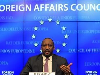 Tieman Coulibaly, chef de la diplomatie malienne