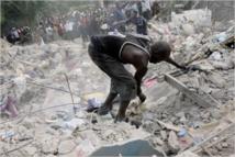 Fass Delorme : Une partie de la dalle de la mosquée s'effondre et fait un mort et plusieurs blessés