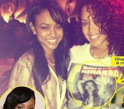 Karrueche Tran et le t-shirt anti-Rihanna, la guerre continue ?
