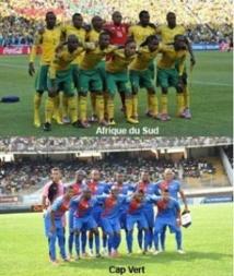 L' Afrique du Sud et le Cap-Vert rejoignent la Côte-d' Ivoire en quarts