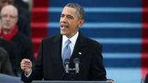 "ANALYSE DU DISCOURS D'INVESTITURE DU PRESIDENT DES USA Après « Yes we can », le ""You and I"" de Obama"