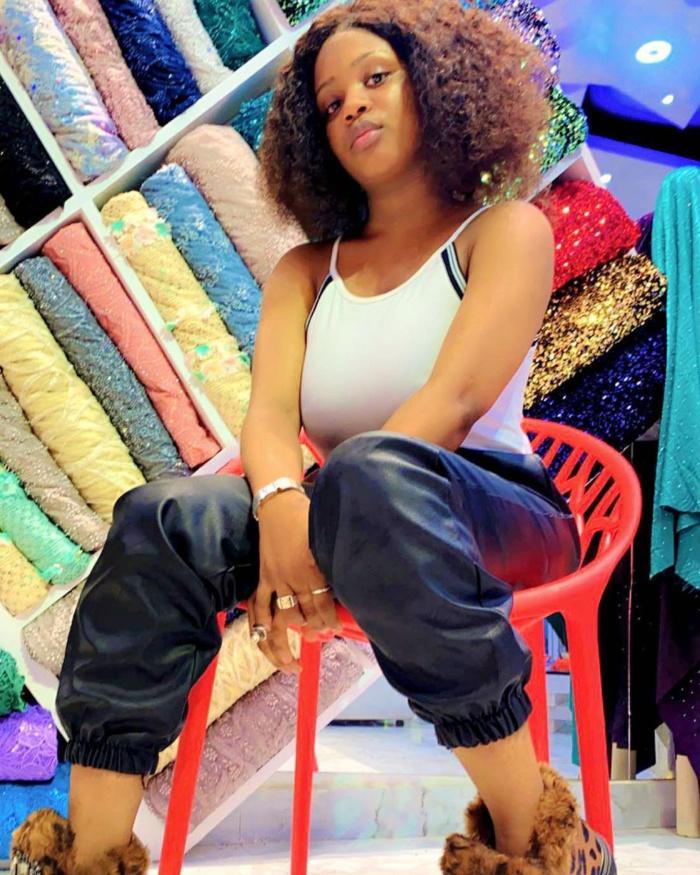 Après son histoire avec Diop Iseg, Dieyna Baldé s'affiche toujours plus belle (Photos)