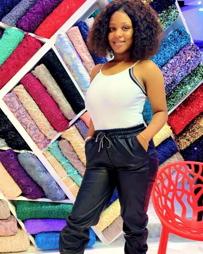 Aprés son histoire avec Diop Iseg Dieyna Baldé s'affiche plus belle (Photos)