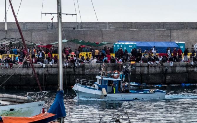 Situation plus qu'alarmante: ADHA préoccupée par le sort des potentiels migrants et des migrants laissés à eux-mêmes