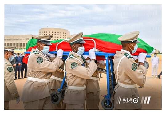 Vidéo / Obsèques de l'ancien président Sidi Mohamed Ould Cheikh Abdallahi