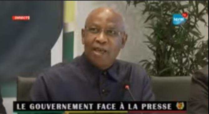 Pénurie d'eau à Dakar: Serigne Mbaye Thiam rejette la faute sur le régime de Me Wade