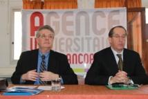 « L'enseignement supérieur est le levier du développement » Bernard Cerquiglini, Recteur de L'AUF