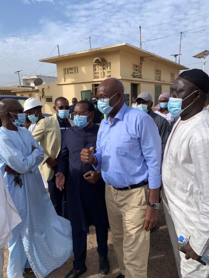 En tournée à Dakar: Aly Saleh Diop promet la modernisation de l'élevage