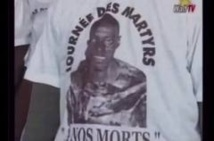 UCAD: les étudiants se rappellent de Balla Gaye et Mamadou Diop