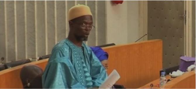 Assemblée nationale: Serigne Cheikh Mbacké Bara Dolly refuse la hausse du budget de certaines institutions